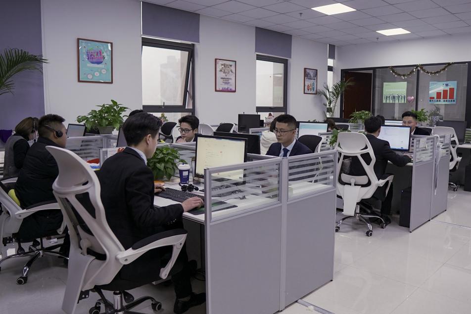 mark团队-办公环境