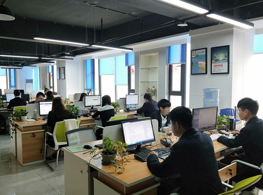 kobe团队-办公环境
