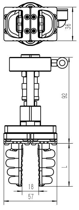 固定型F12手爪