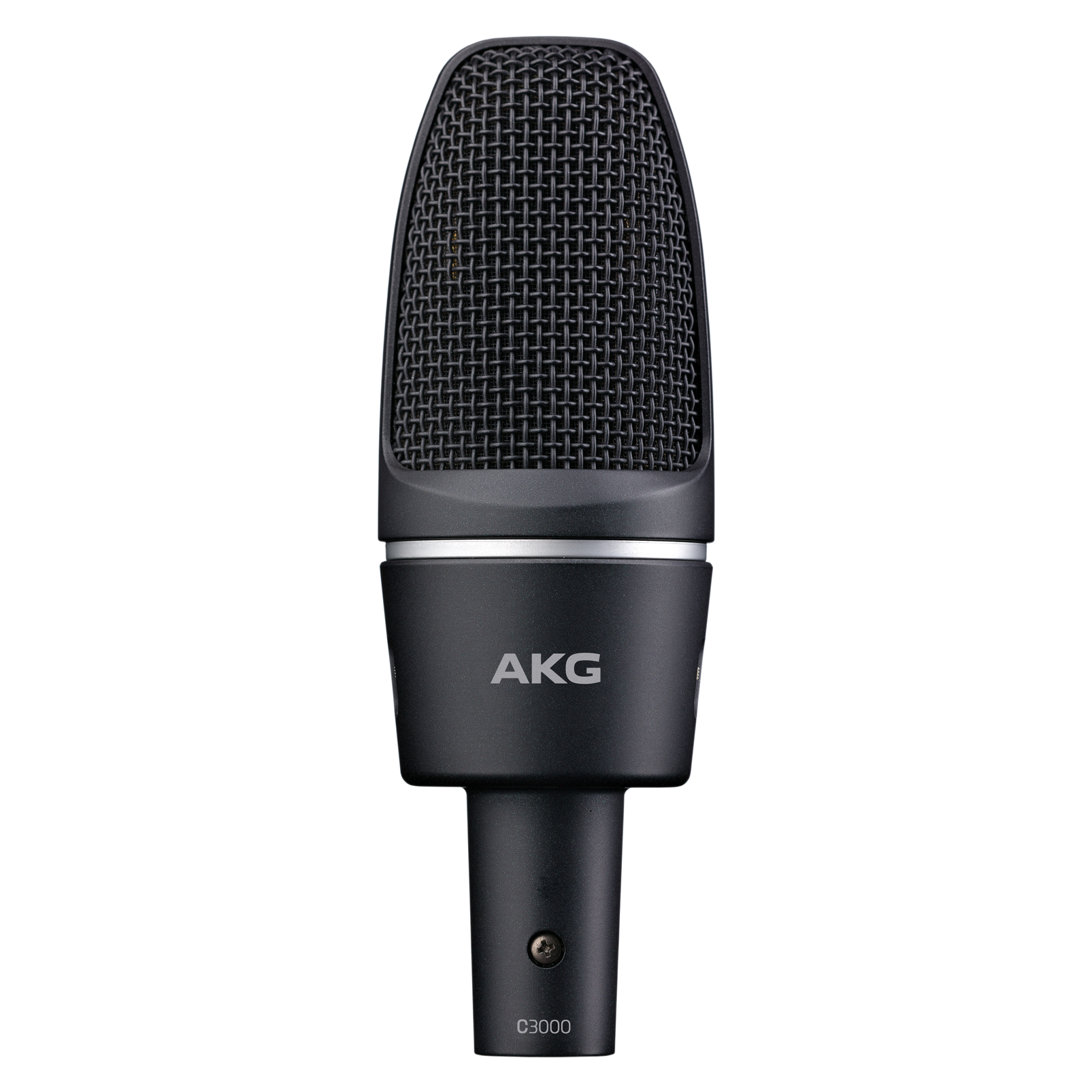AKG_c3000_front_white