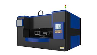 三維五軸光纖激光切割機