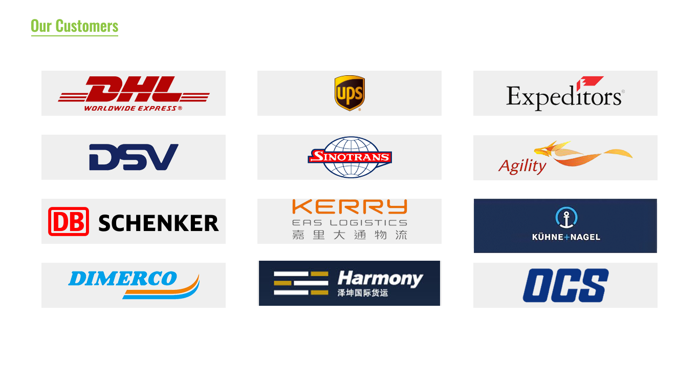 Beijing-New-Fly-Logistics-International-CoOur-Customers