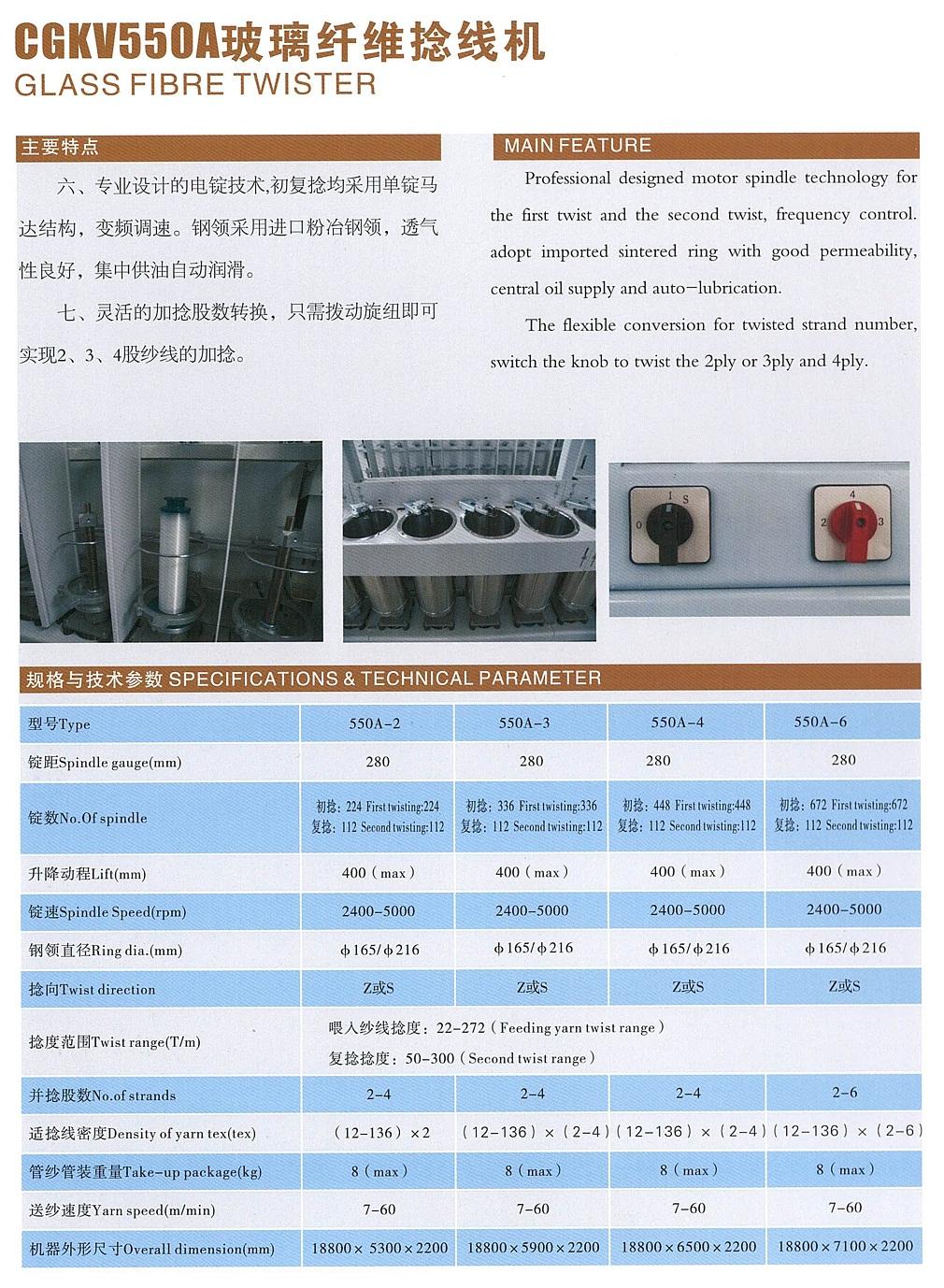 CGKV550A产品详情三