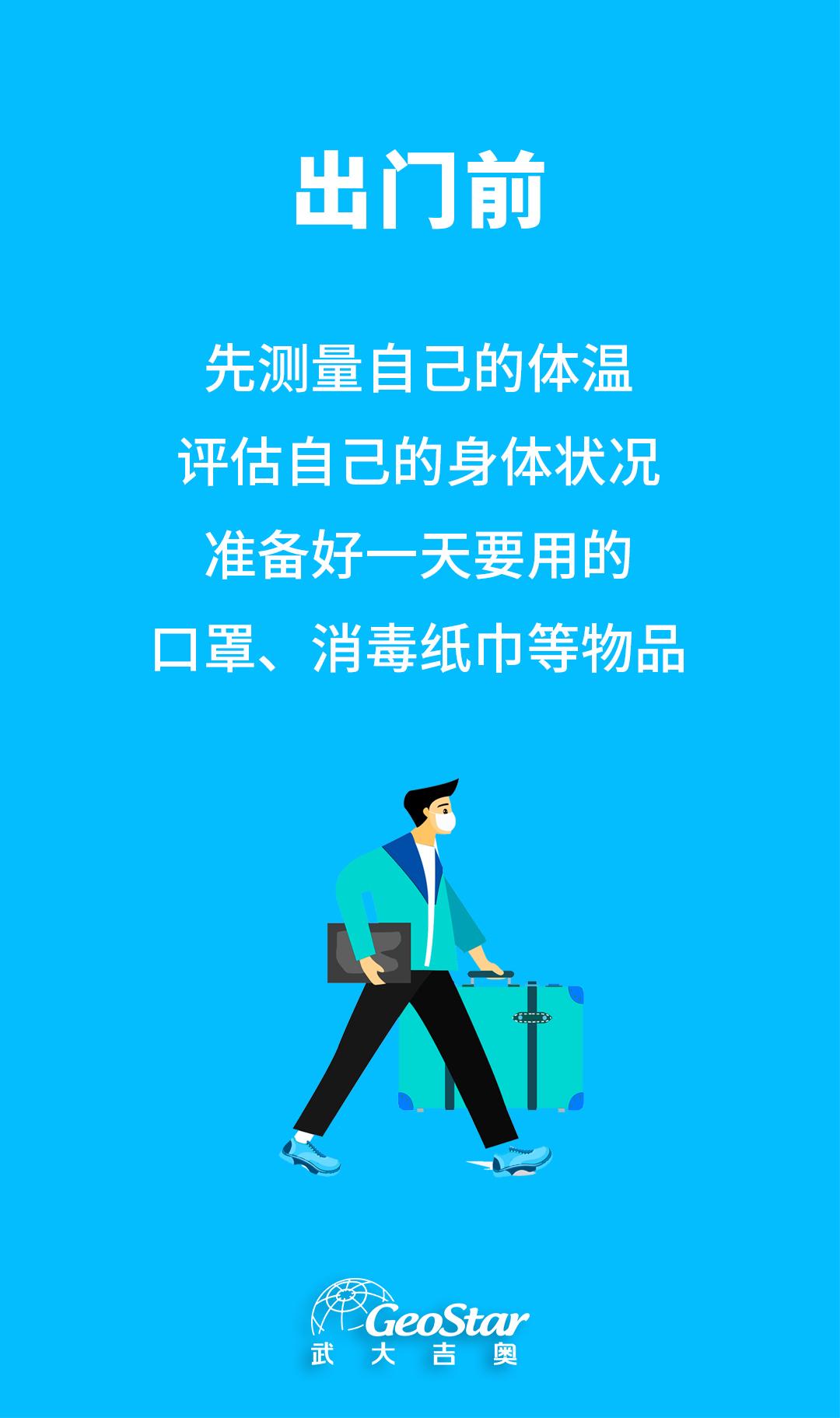 1.地信企业复工防疫指南-出门前