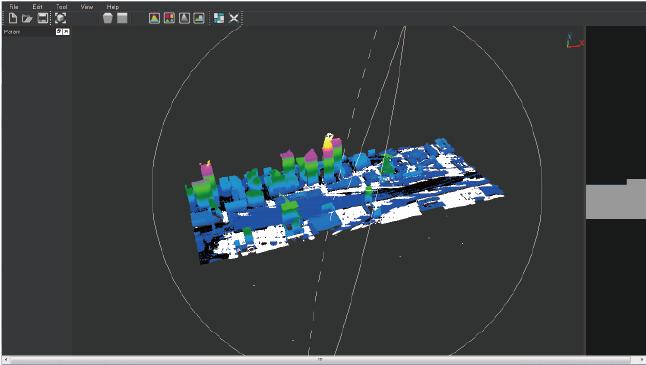 数字表面模型-DSM生产数字高程模型-DEM生产