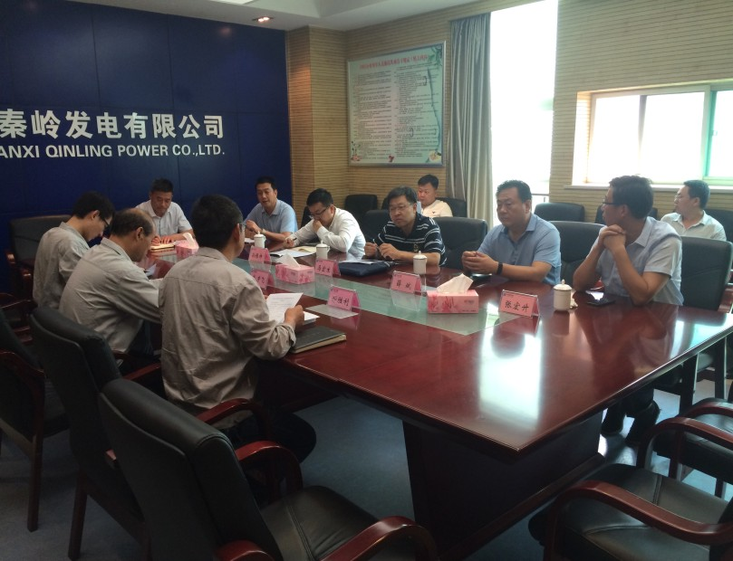 华阴市全力配合省发改委来我市开展煤炭削减工作专项检查