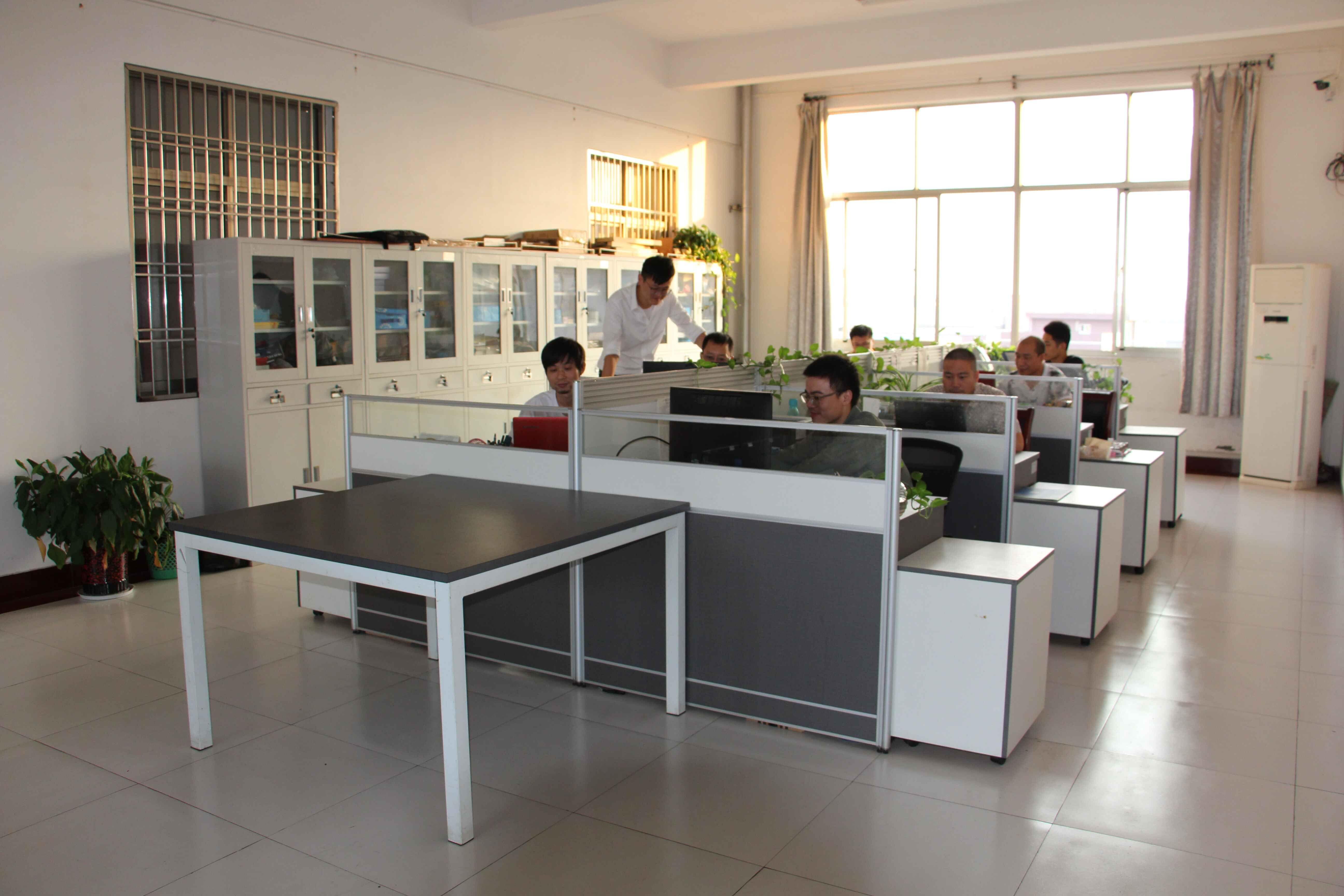 公司技术团队