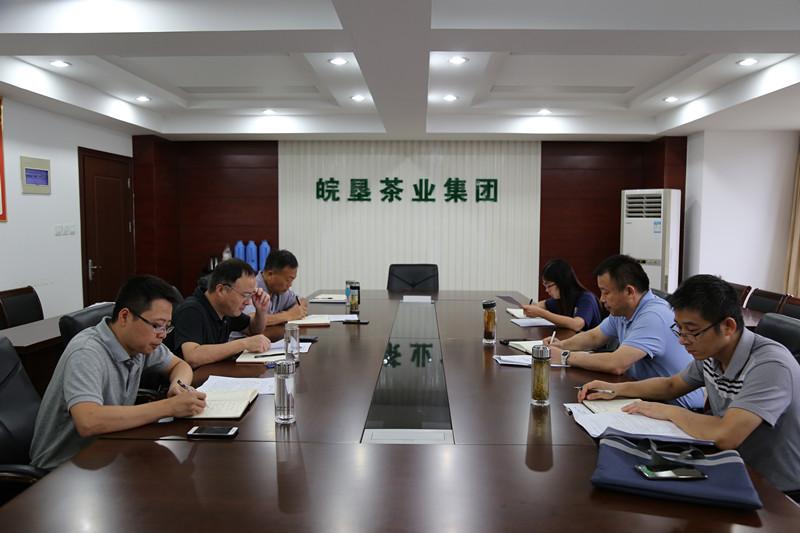 """董建平到德赢ac 米兰集团督察""""三个专项整治""""工作"""