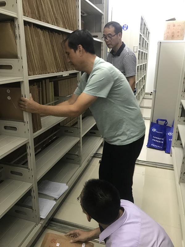 德赢ac 米兰集团:全面完成退休人员社会化管理档案移交工作