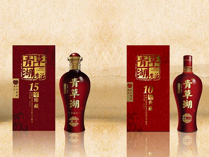 青草湖黄酒15年珍藏