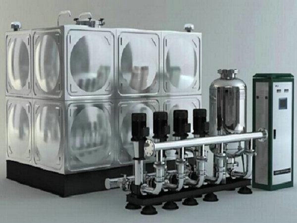 富二代网站箱式泵站-1