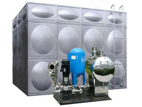 富二代网站智能化箱式泵站