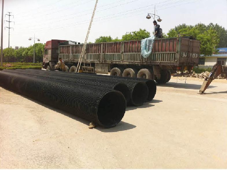 延安市砭沟至小林村道路排水工程