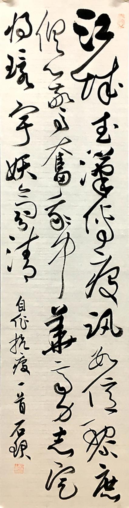 15石珺江城武漢傳疫訊,數億黎庶俱驚心。奮我中華齊力誌,定將環宇妖氛清。