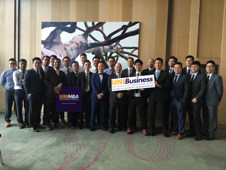 美国北爱荷华大学MBA上海申请条件