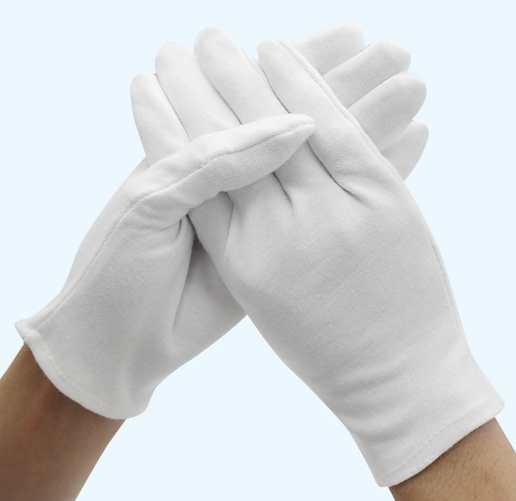 5汗布手套