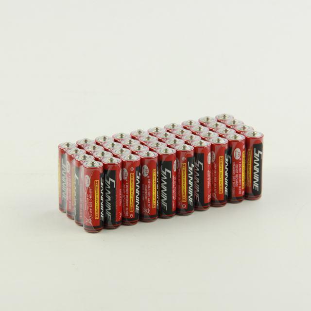 25号碳性英文电池