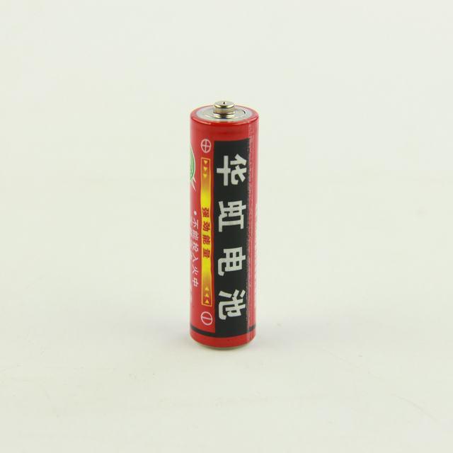 35号碳性中文电池