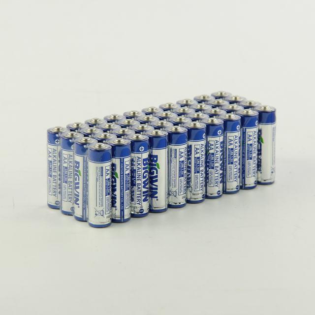 55号碱性英文电池