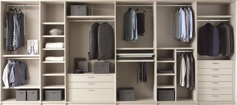 衣柜设计布局-1