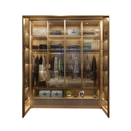 全铝衣柜1