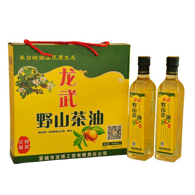 500ml山茶油