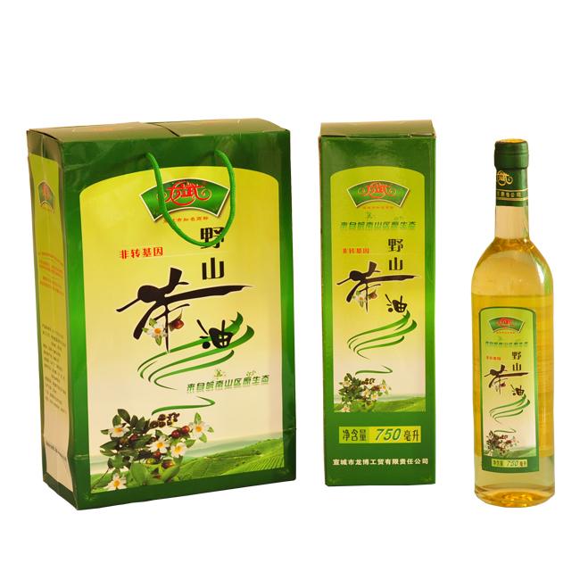 750ml山茶油