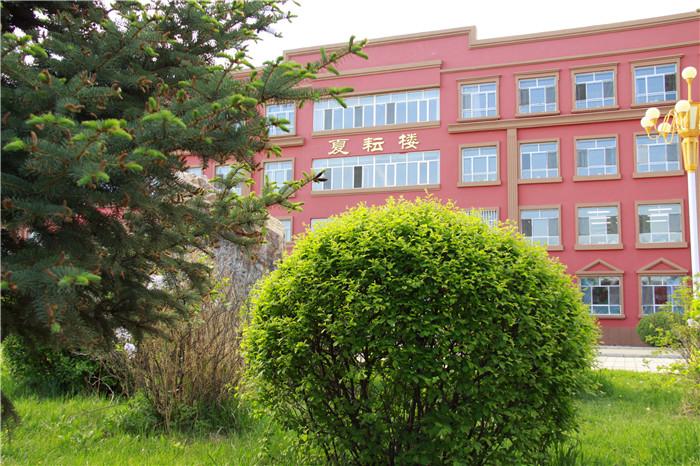 15-標注:高二教學樓
