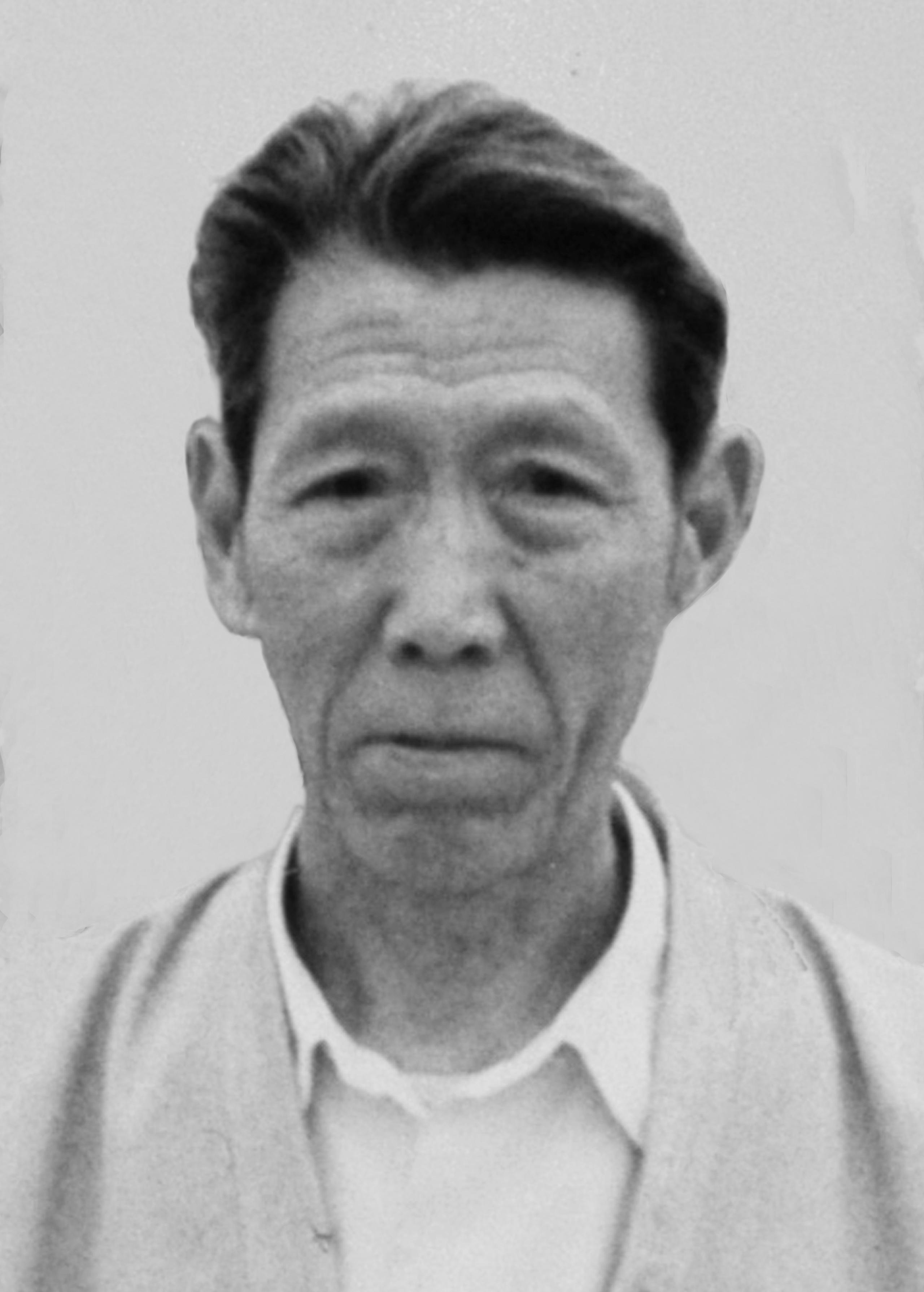 5、王秉君-1970---1972年,革委会主任
