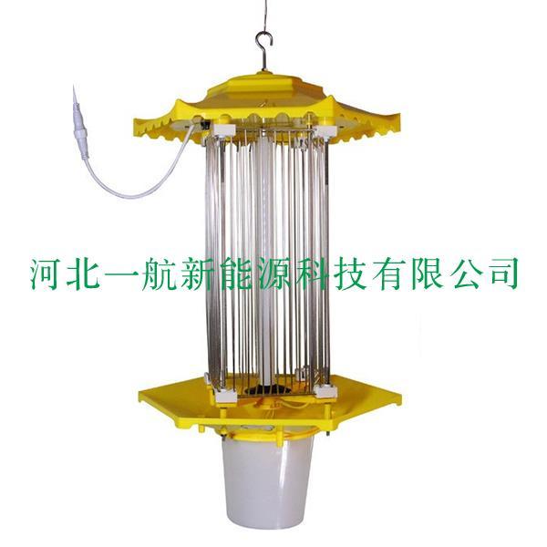 直流頻振式一體網殺蟲燈--HSC-2A