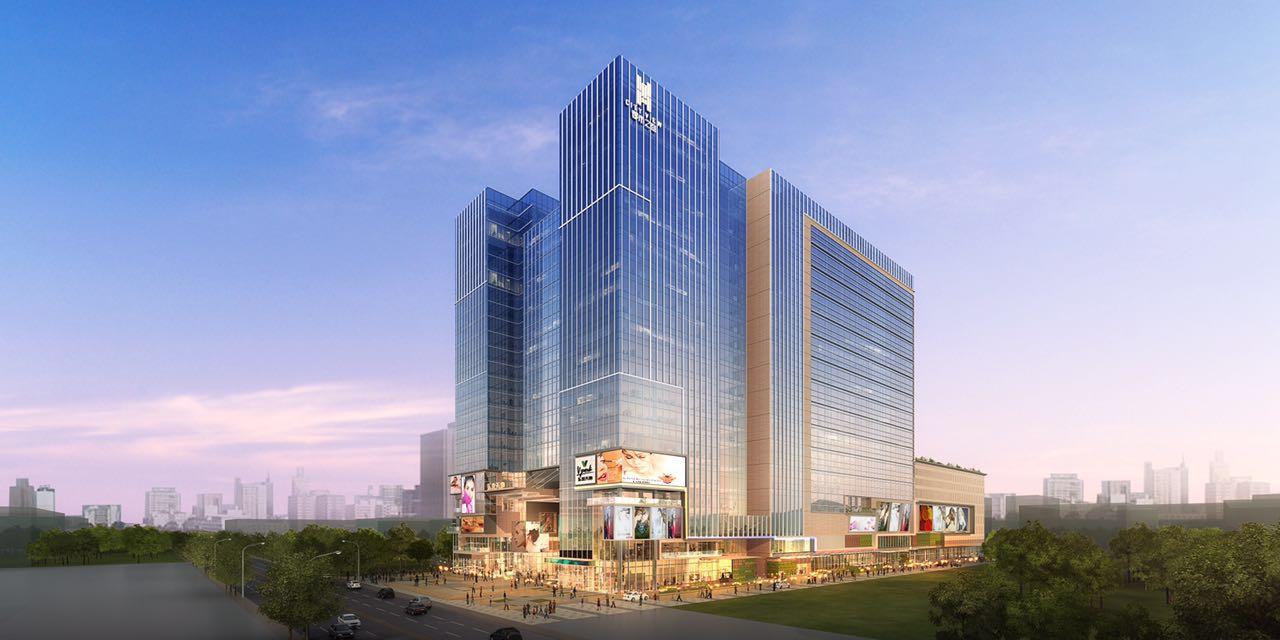 西安国际人才大厦项目