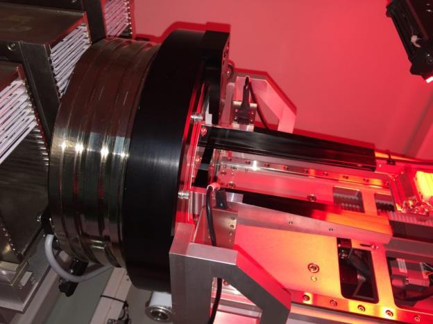 半导体晶圆和基板瓷砖处理机