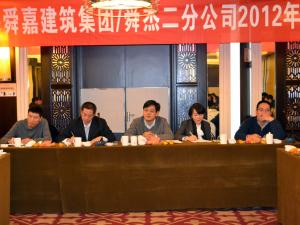 2012年年終會議