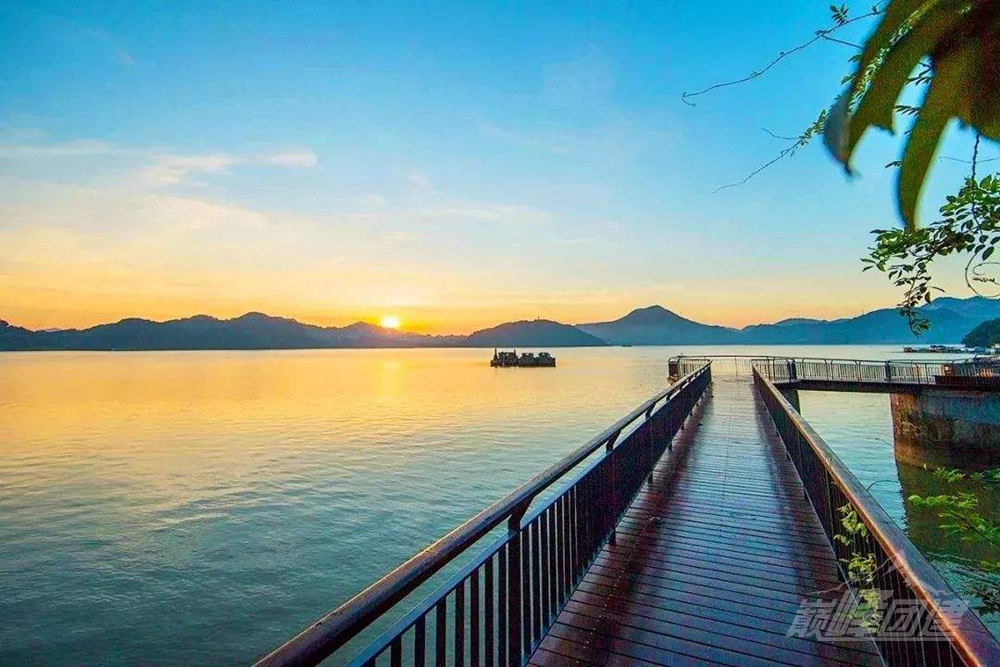 青山湖騎行3