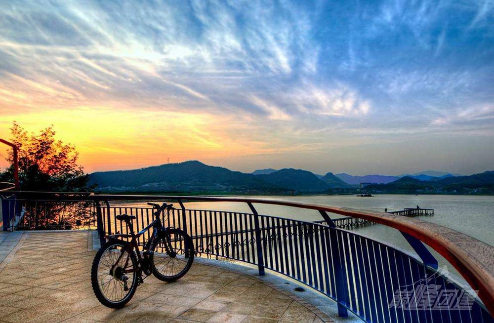 青山湖騎行6
