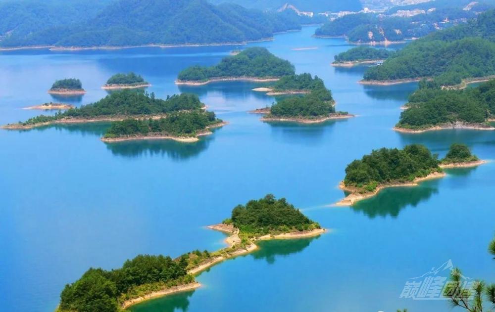 千島湖騎行4