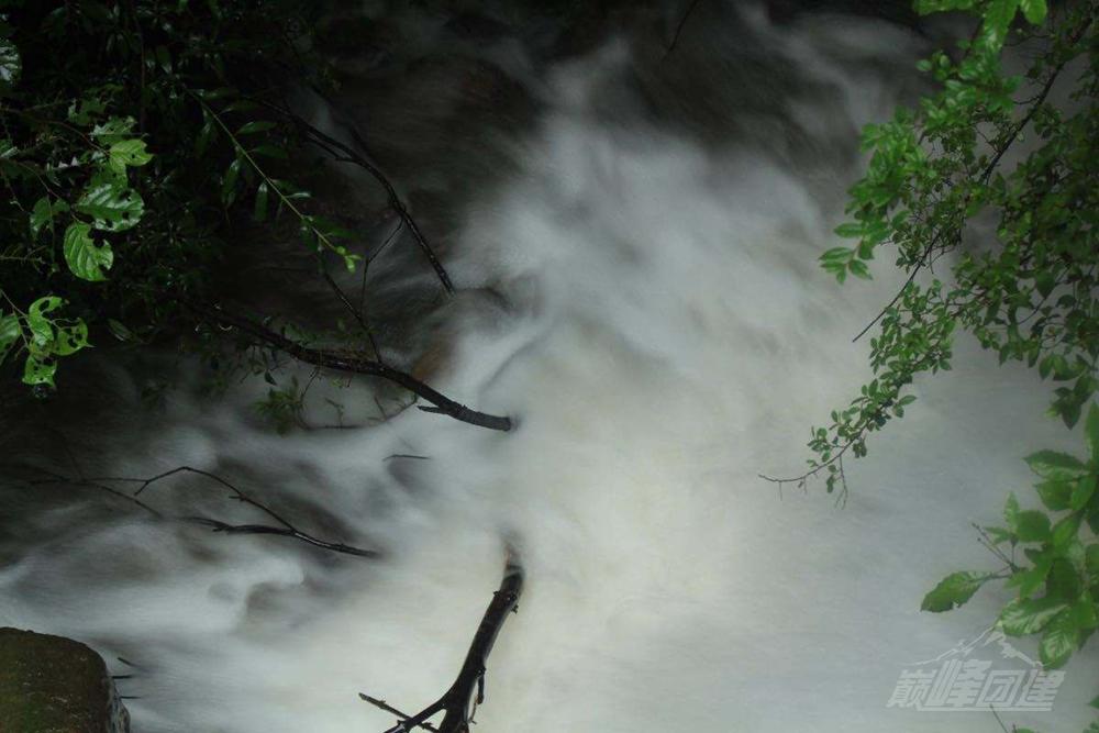 丹山赤水峽谷大穿越4