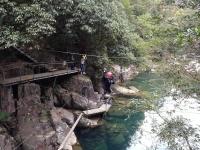 丹山赤水峽谷大穿越9