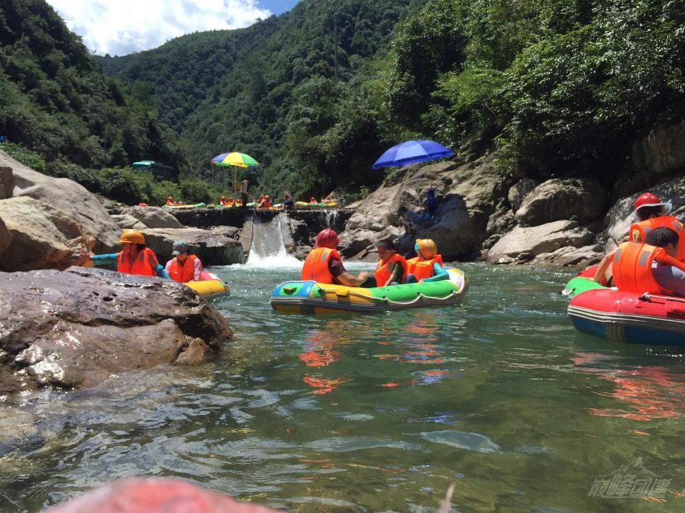 龍王山漂流5
