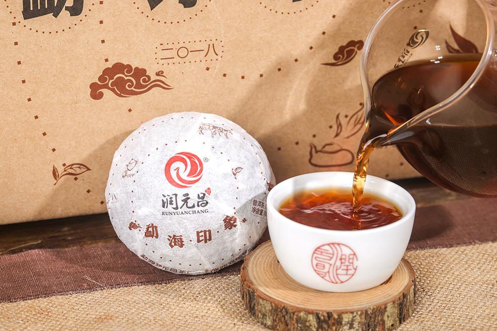 润元昌勐海印象沱茶怎么样