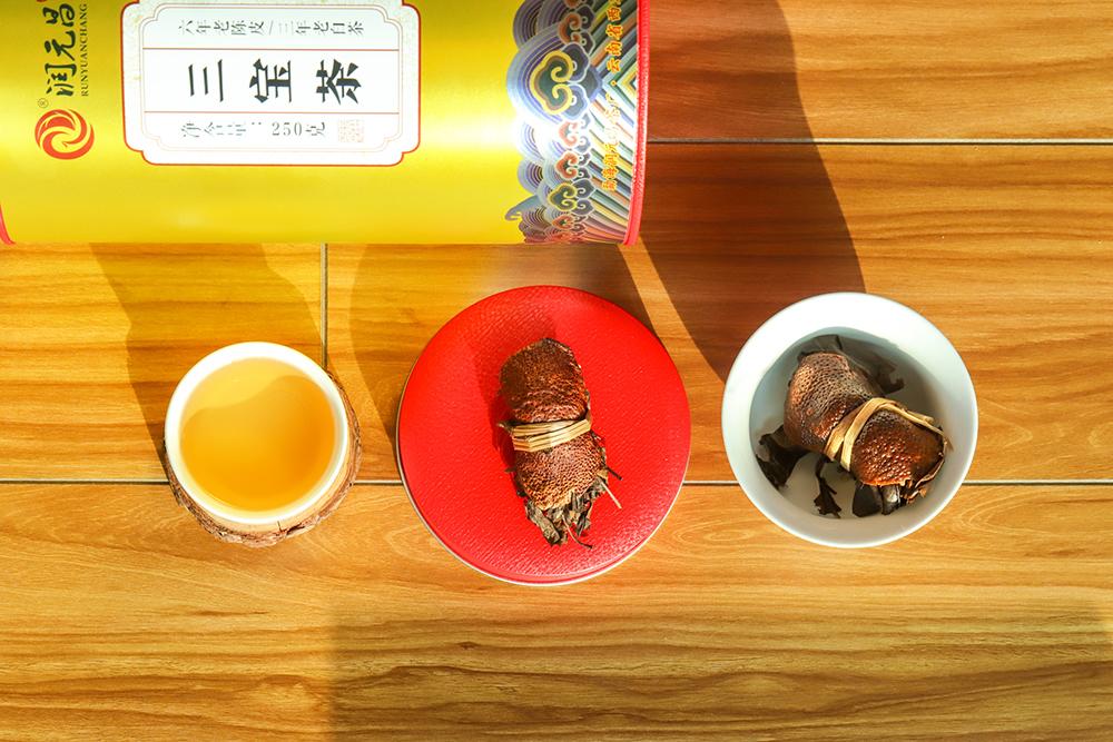 年輕人可以喝三寶茶嗎