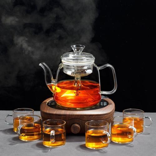 煮黑茶方法