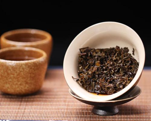 黑茶產地分類