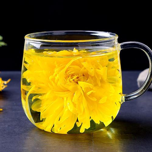菊花茶的功效作用及禁忌