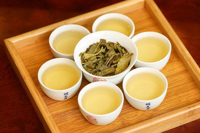普洱生茶冲泡方法