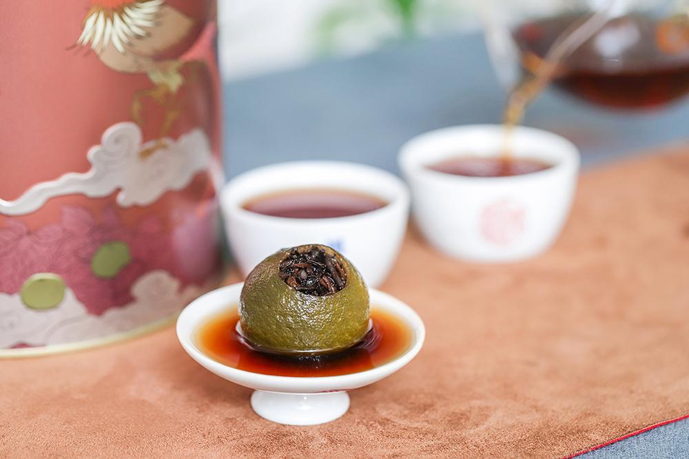 小青柑普洱茶的保質期是多久