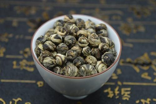 古樹龍珠茶是什么茶?
