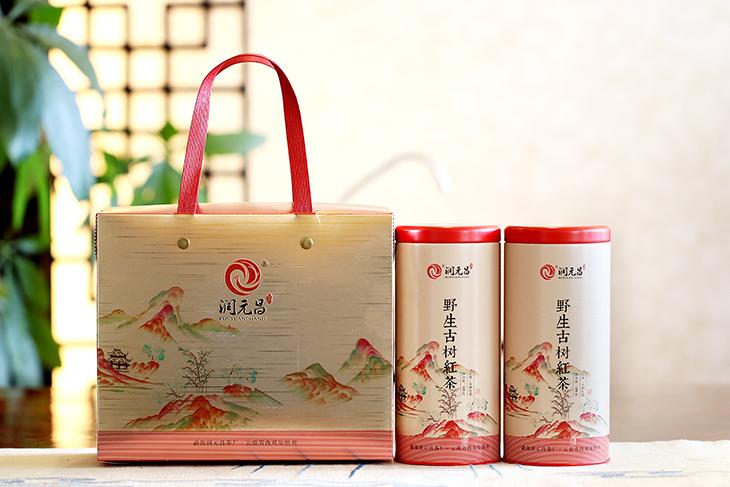 潤元昌古樹紅茶
