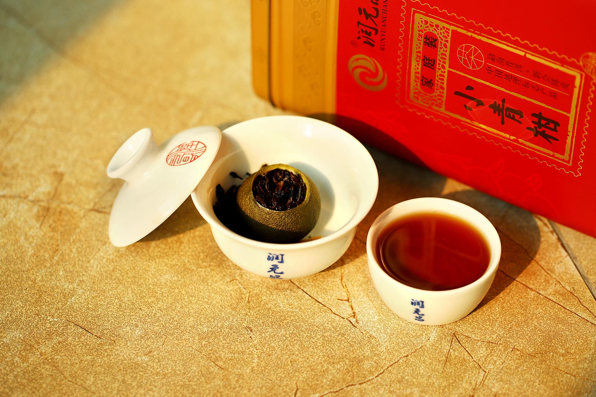 柑普茶多少錢