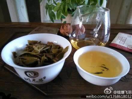 潤元昌普洱茶大班章一號